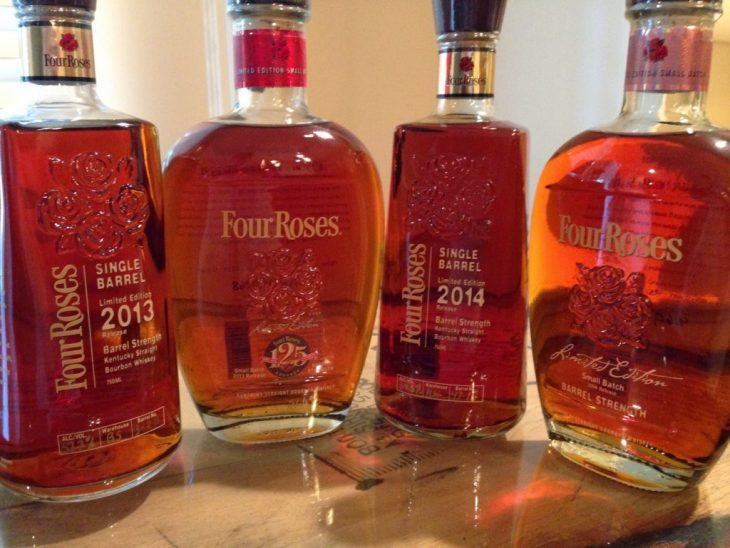 Виски Four Roses 2013 Limited Edition
