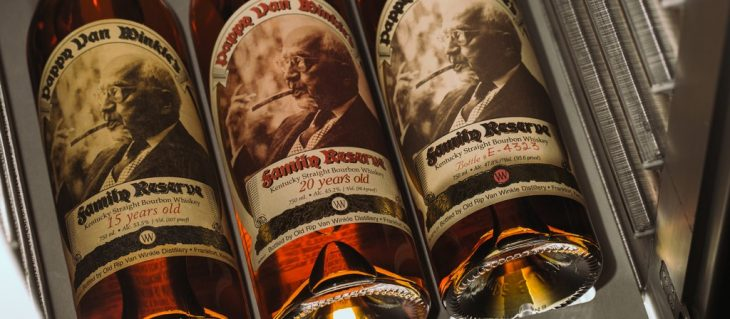 Виски Pappy Van Winkle's Family Reserve 23 Year Old